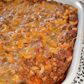Cheese Chili Mac Casserole Recipes