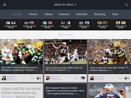 Screenshot of SportsManias: Sports News Feed