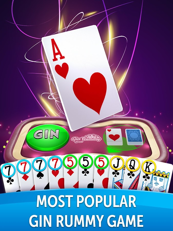Gin Rummy Plus Screenshot 6