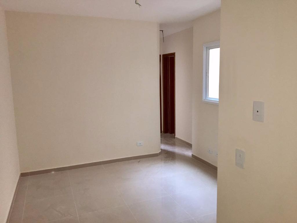 Apartamento Jardim do Estádio, Santo André (ap0398)