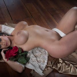 by Bruce Cramer - Nudes & Boudoir Artistic Nude (  )