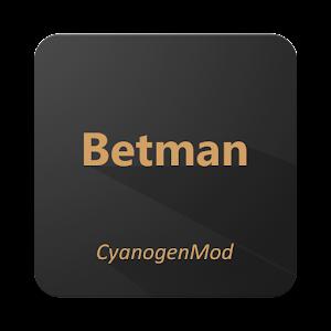 Cover art Betman Theme for CM13/12.x