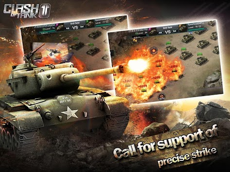 Clash Of Tank APK screenshot thumbnail 8