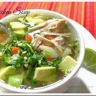 Mexican Chicken Caldo Recipes