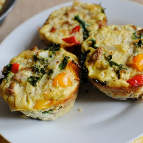 Customizable Egg Muffins