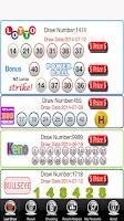 Screenshot of Lotto PowerBall BigsWednesday