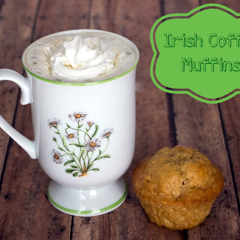 Irish Coffee Muffins