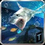 Angry Shark Revenge 3D Icon