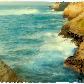 Days Gone By by Launa Bodde - Landscapes Waterscapes