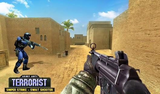 Army Anti-Terrorism Sniper Strike - SWAT Shooter for pc