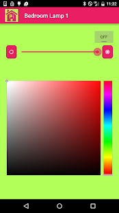 HomePi Remote - screenshot