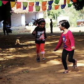 Childhood Bliss by Mrinmoy Ghosh - Babies & Children Child Portraits (  )