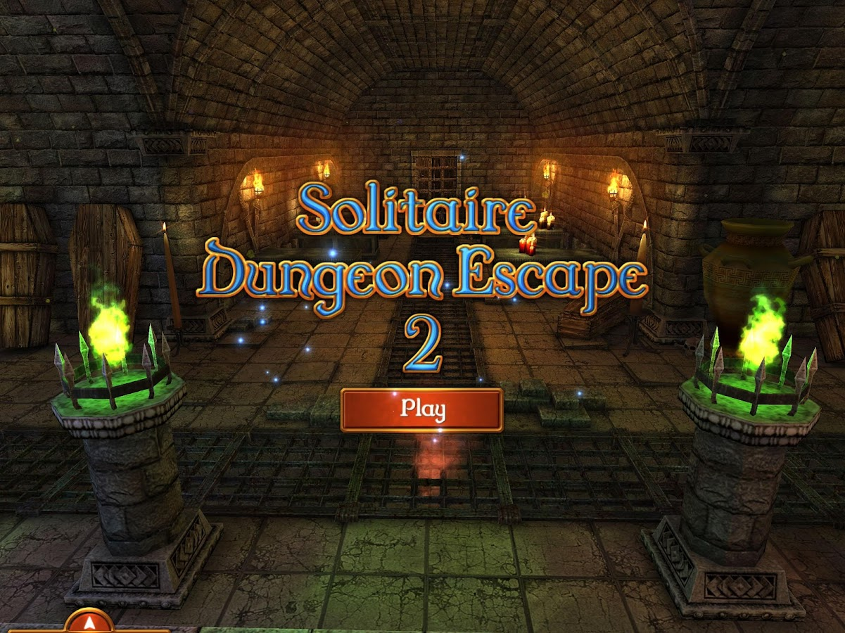 Solitaire Dungeon Escape 2 Screenshot 5
