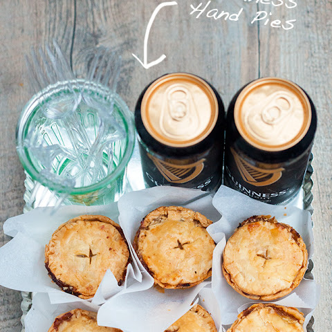 Beef and Guinness Hand Pies