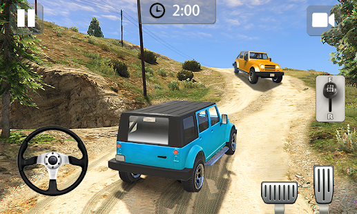 Off-road Driving Simulator