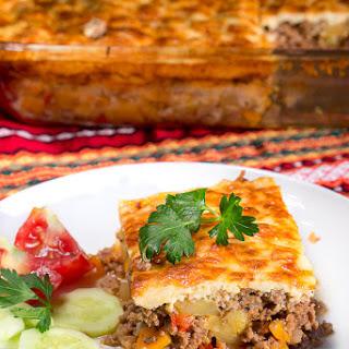 Moussaka Without Eggplant Recipes