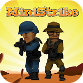 Download MiniStrike APK on PC