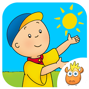 A Day with Caillou For PC / Windows 7/8/10 / Mac – Free Download