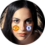 Premier League Face Logo Icon