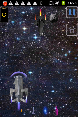 Space Battle Screenshot 3