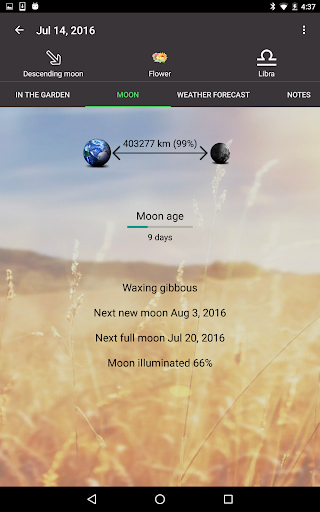 Moon & Garden Premium - screenshot