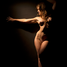Which Way by Peter Driessel - Nudes & Boudoir Artistic Nude ( body, art nude, nude, naked, women )