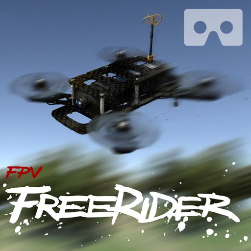 FPV Freerider APK Cracked Download