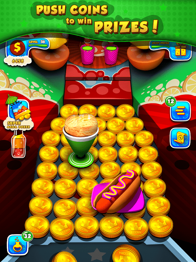 Soda Dozer: Coin Pusher Screenshot 12