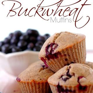 Buckwheat Blueberry Muffins Recipes
