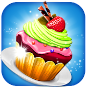 Cooking Story Cupcake APK for Bluestacks