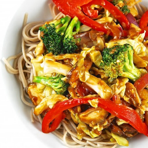 Savory Vegetable Stir Fry