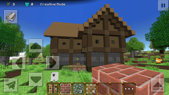 Build Craft APK for Bluestacks