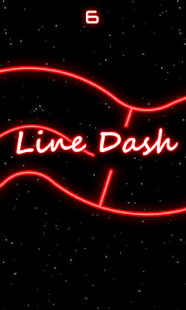 Line Dash - screenshot