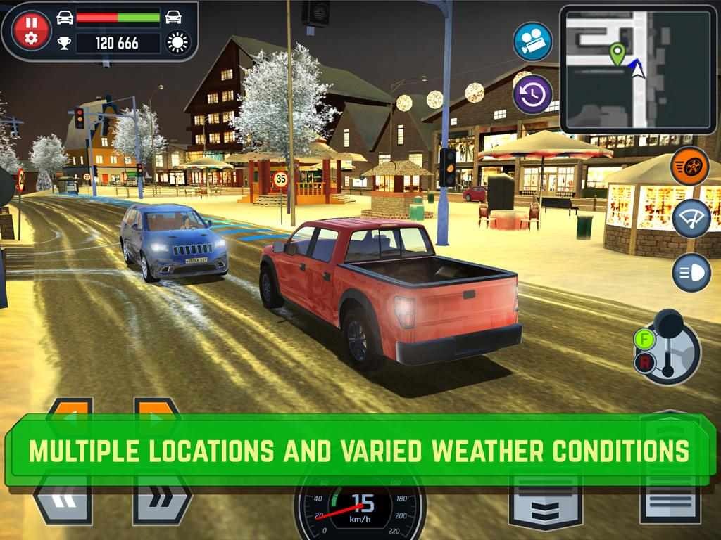 Car Driving School Simulator Screenshot 10