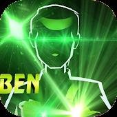 Game Ben Ultimate Shooter Runner apk for kindle fire