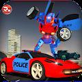 Police Robot Car Simulator APK for Bluestacks