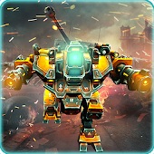 APK Game Robot War Military Mission for iOS