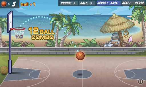 Basketball Shoot screenshot 14