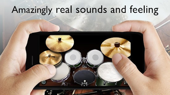 Game Real Drums - Drum Set Music Games & Beat Maker Pad APK for Windows Phone