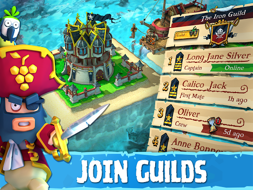 Plunder Pirates - screenshot