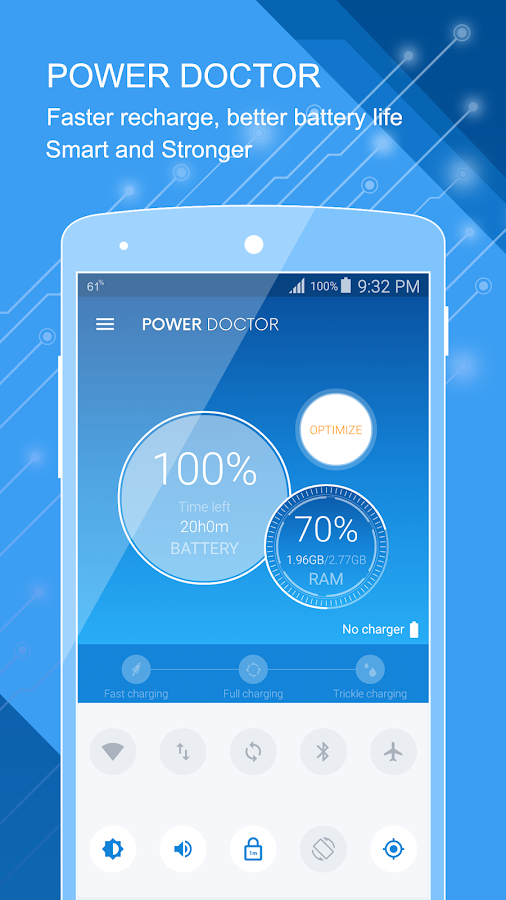 Power Doctor - Saver Pro Screenshot 0