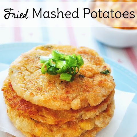 Fried Mashed Potatoes