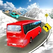 Download Full Bus Driver 3D: Snow Hill Climb 1.1 APK