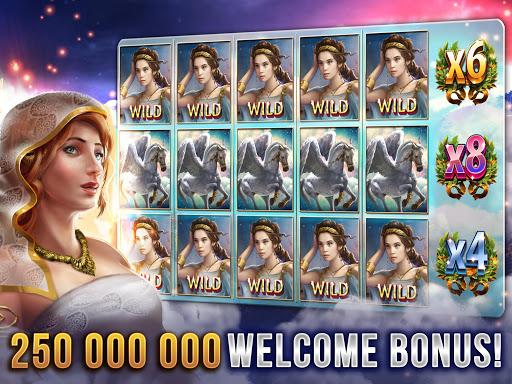 God of Sky - Huge Slots Machines screenshot 11