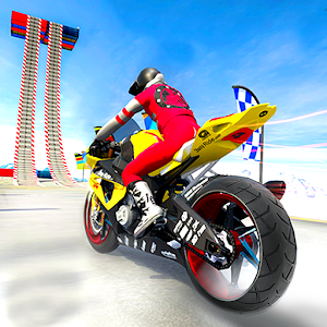 Extreme Stunts Bike Rider 2019 For PC / Windows 7/8/10 / Mac – Free Download