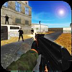 Commando IGI Gun Shooter 3D Icon