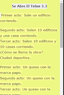 Se Abre El Telon 3 - screenshot