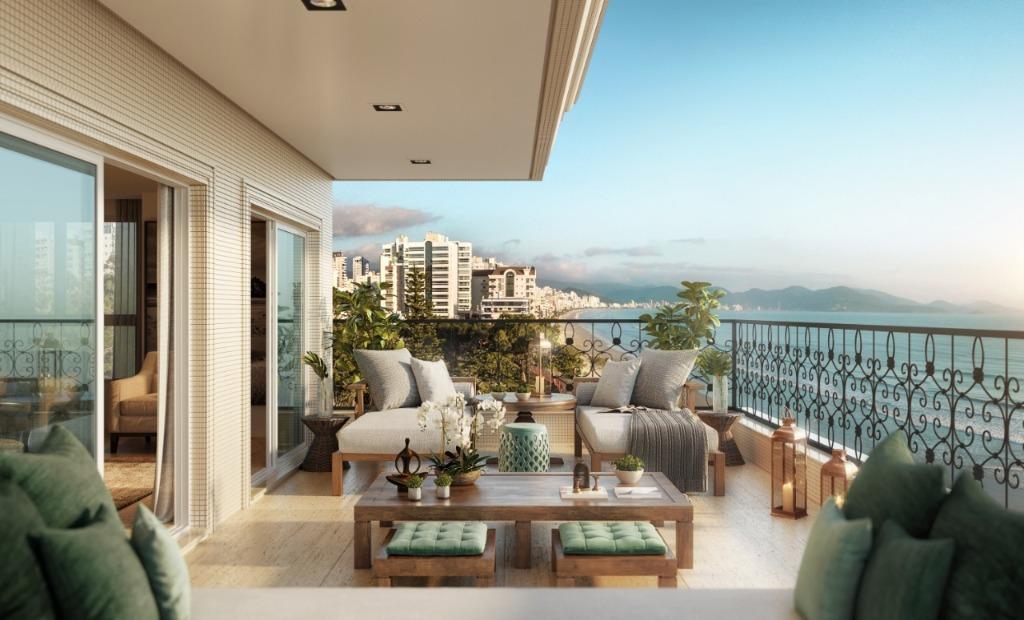 Apartamento com 3 dormitórios à venda, 126 m² por R$ 271.000 - Meia Praia - Itapema/SC