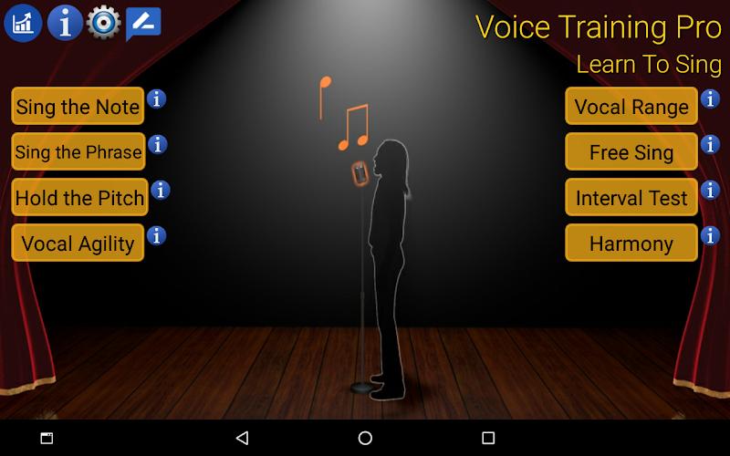 Voice Training Pro Screenshot 16