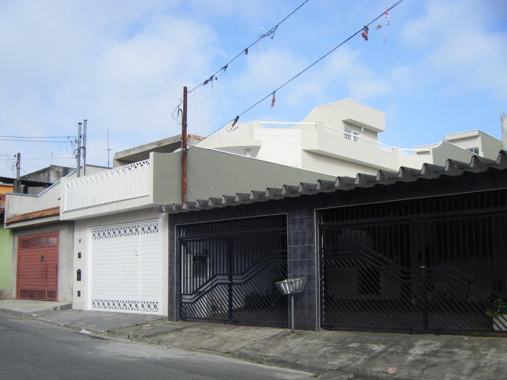 Casa Sobrado à venda, Parque Santa Amélia, São Paulo